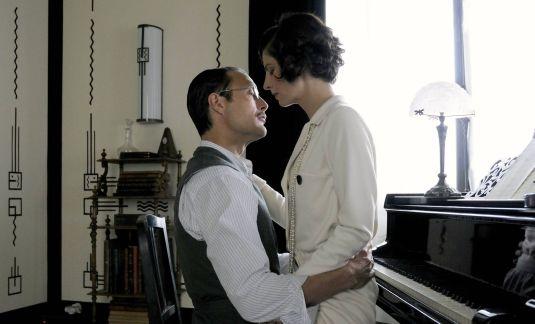 Coco Chanel and Igor Stravinsky - inside